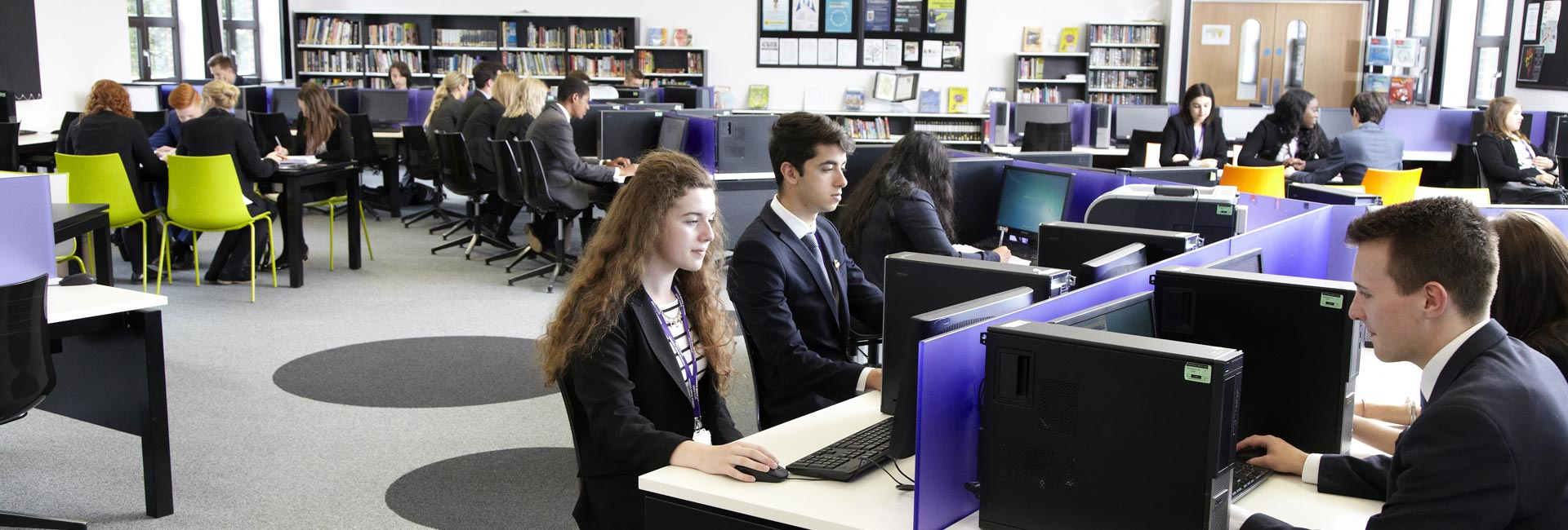 Sixth Form Resource Centre